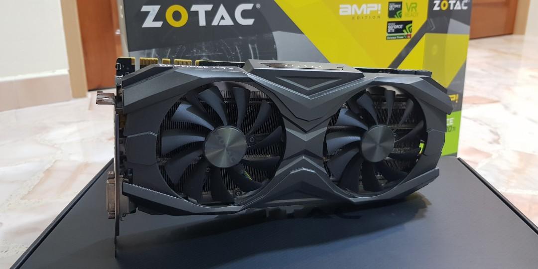 Zotac GTX 1080ti