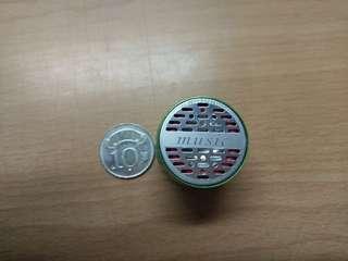 Dennys SD/FM/MP3迷你手榴彈隨身喇叭
