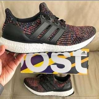 Adidas Ultra Boost Multi Colour 3.0 $230