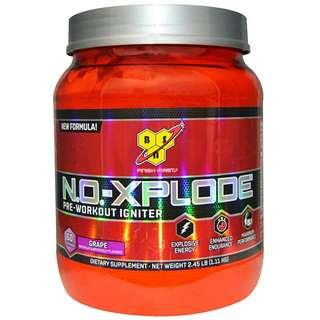 BSN N.O.-Xplode Pre-Workout Igniter