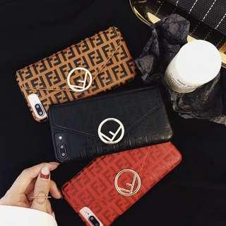 Fendi Phone Casing, Case, Cover, Sleeve