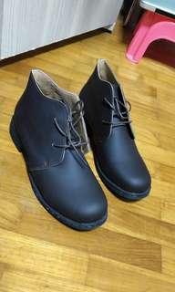 🚚 Mens Stylish Leather Shoe Boot