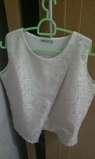 Ada woman formal dress shirt top