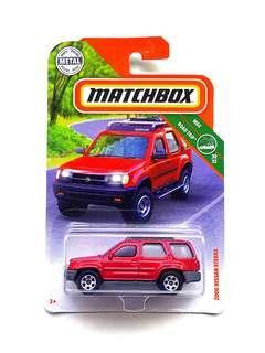 Matchbox 2000 Nissan Xterra