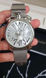 Authentic Gaga Milano Watch