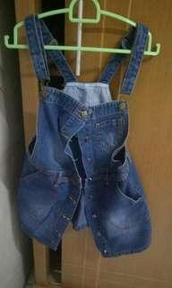 Ada woman jumpsuit model rok skirt jeans