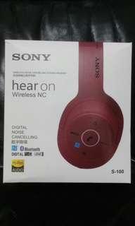 🚚 S-100全罩式藍牙耳機Headphones wireless