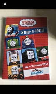 🚚 Thomas & friends DVD KAROAKE MV