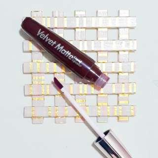 Velvet Matte Liquid Lip Color