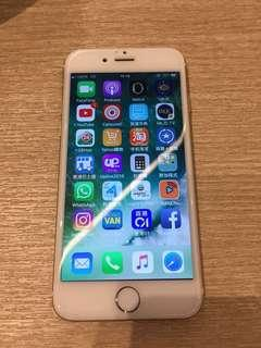 金色iphone6/16gb