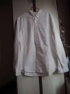 Armani白恤衫兩件