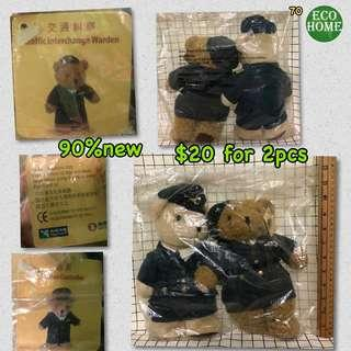 Soft Toy mtr bear
