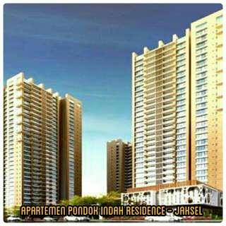 Apartemen Pondok Indah Residence 1BR - Jaksel