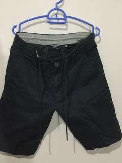 Giordano Short Pants blue navy