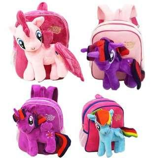 Tas Ransel TK/Play Ground Boneka Little Pony