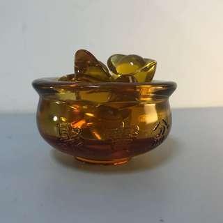 Gold yuan bao