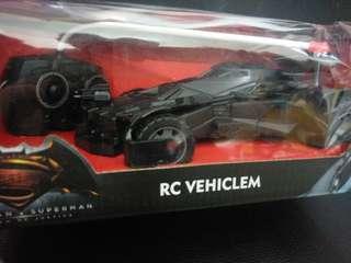 🚚 [售]蝙蝠車遙控車 全新 盒損未拆 如圖  700元