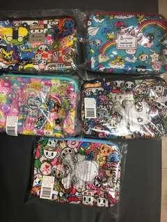 BNWT Jujube x Tokidoki Be Set Large