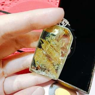 稀有關公雕刻/雕件-手鐲/手環型鈦金-收藏-保證超值/晶洞/貔貅/碧璽/招財/擋煞