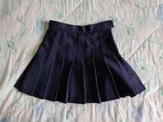 💙American Apparel Navy Blue Tennis Skirt 💙