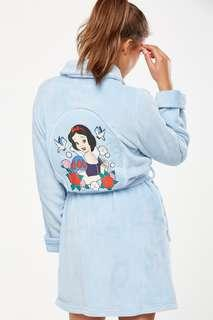 Typo limited edition novelty bath robe snow white collection
