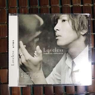 山下智久 單曲專輯CD Loveless