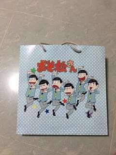 小松先生 小松君 紙袋