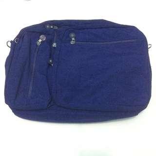 Tas Laptop Gansport 3in1 : Bacpack, Sling Bag, Hand Bag.