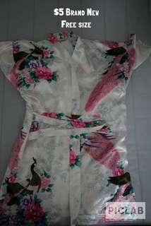 Brand new Japanese robe