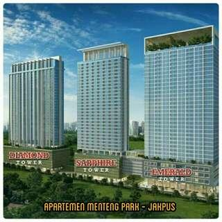 Apartemen Menteng Park Emerald Tower - Jakpus