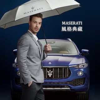 🚚 瑪莎拉蒂自動傘 Maserati 7-11集點