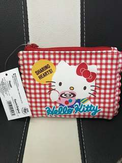 d8612ddd6d03 Hello kitty Tissue Case coin purse from japan