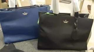 Brand New: Original Kate Spade Nylon Mini Tote Bag