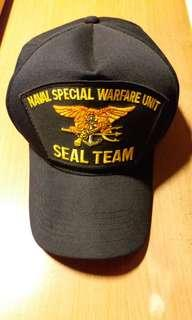 Made in USA SEAL TEAM Cap帽