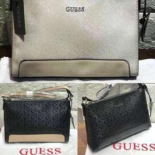 Brand New: Original Guess Shoulder Bag (US)