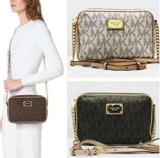Brand New:  Original MK Cross Body Purse (US)