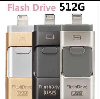 Flash drive iphone 512GB