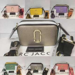 Brand New: Original Marc Jacobs Snapshot Bag (US)