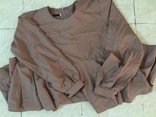 Thalia Maternity & Nursing blouse