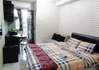 Apartemen kalibata city studio type