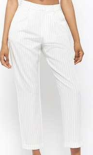 FOREVER21 Striped pants