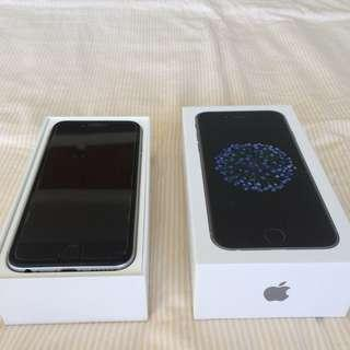 IPhone 6 space grey 64gb!!!