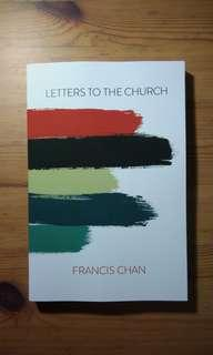 BN 'Letters to the Church' by Francis Chan