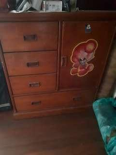 wooden baby cabinet 2k buy it now