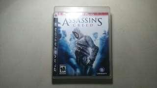 Assassin's Creed PS3 Game Games