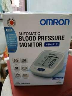 日本Omron 電子血壓計HEM-7121 (進階版)