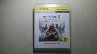 Assassin's Creed Brotherhood PS3 Game Games