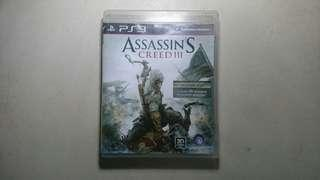 Assassin's Creed III PS3 Game Games