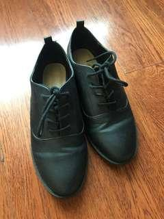 FOREVER21 Black Shoes size 35