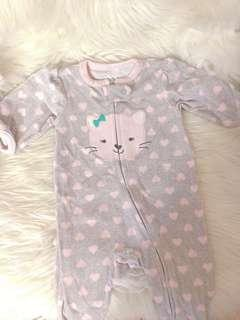 Child of Mine onesie 0-3 months